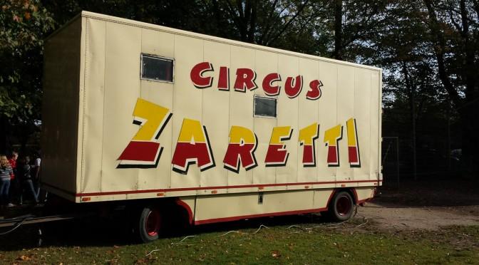 Projektzirkus Zaretti zu Besuch